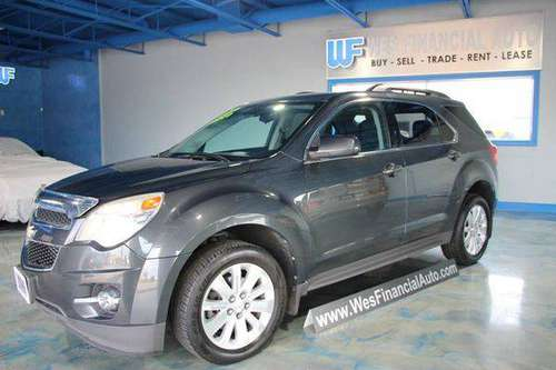 2012 Chevrolet Chevy Equinox LT 4dr SUV w/ 1LT Guaranteed for sale in Dearborn Heights, MI