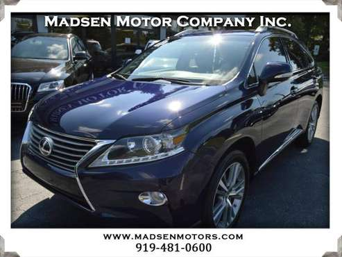 2015 Lexus RX 350 FWD, 39k, Deep Sea Blue, stunning! for sale in Cary, NC