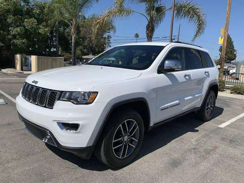 2017 JEEP GRAND CHEROKEE LIMITED Hablamos Espol!!! - cars & trucks -... for sale in Garden Grove, CA