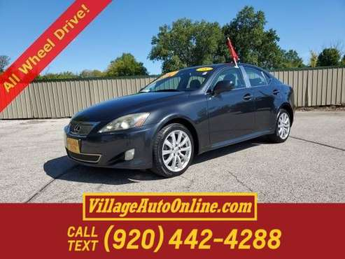 2008 Lexus IS 250 for sale in Green Bay, WI