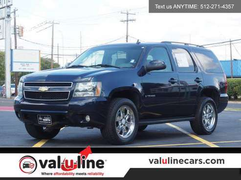 2008 Chevrolet Tahoe Blue Granite Metallic **For Sale..Great DEAL!! for sale in Austin, TX