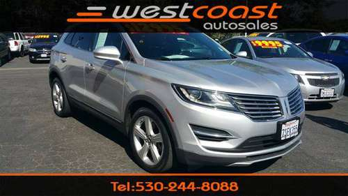 2015 LINCOLN MKC - cars & trucks - by dealer - vehicle automotive sale for sale in Redding, CA