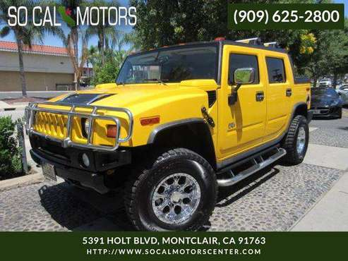2005 HUMMER H2 SUT -EASY FINANCING AVAILABLE for sale in Montclair, CA