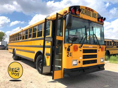 2008 Thomas School Bus Cummins -MINT for sale in Baton Rouge , LA