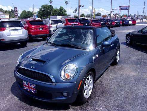 2010 Mini Cooper S BUY HERE PAY HERE for sale in Pinellas Park, FL