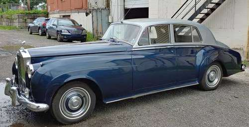 1960 Rolls-Royce Silver Cloud II for sale in New Haven, CT