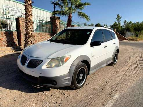 2006 Pontiac vibe CLEAN title!! RUNS EXCELLENT 5SPD MAN. CASH$$ -... for sale in El Paso, TX