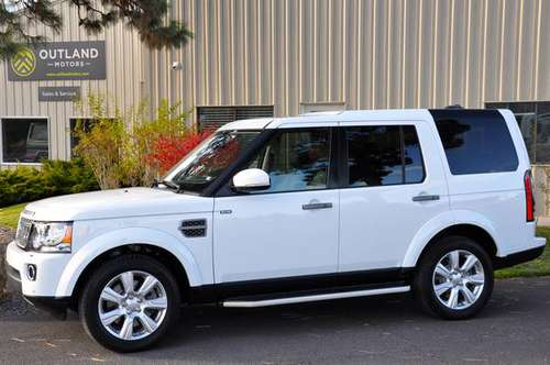 2016 Land Rover LR4 HSE, 1-Owner, Loaded for sale in Bend, OR