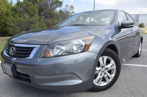 2009 Honda Accord LX-P - CARFAX available for sale in Austin, TX