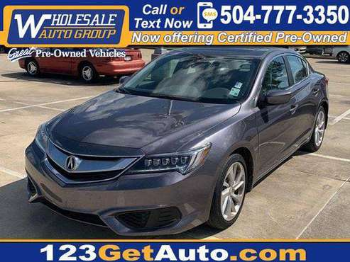 2017 Acura ILX Premium Package - EVERYBODY RIDES!!! for sale in Metairie, LA