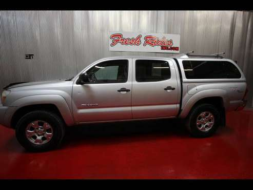 2007 Toyota Tacoma Double Cab V6 4WD - GET APPROVED!! for sale in Evans, CO