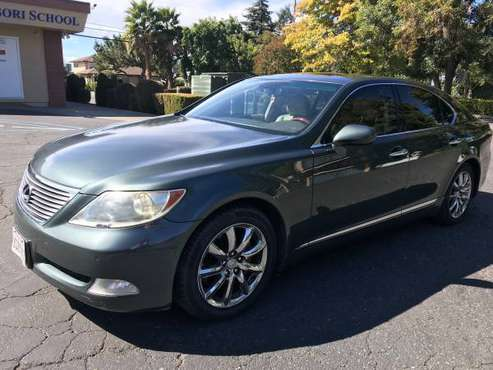 2007 Lexus LS460 fully loaded clean title pass smog for sale in Fremont, CA
