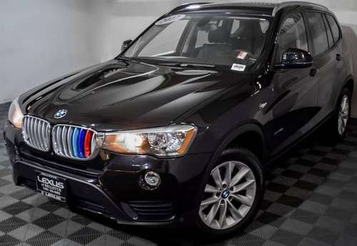 2017 BMW X3 AWD All Wheel Drive xDrive28i SUV for sale in Bellevue, WA