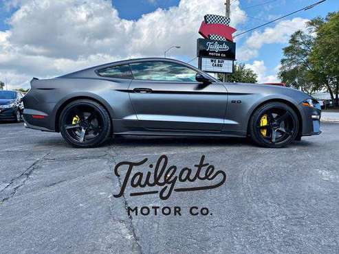 2018 Ford Mustang GT Coupe 2D Family Owned! Financing! - cars &... for sale in Fremont, NE