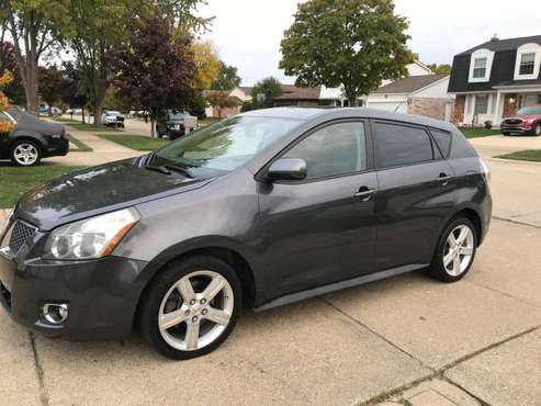 2009 Pontiac Vibe - cars & trucks - by owner - vehicle automotive sale for sale in Warren, MI