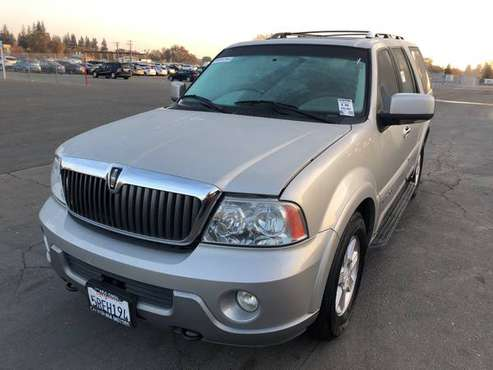 2003 Lincoln Navigator 4wd / Financing or Layaway - cars & trucks -... for sale in Reno, NV