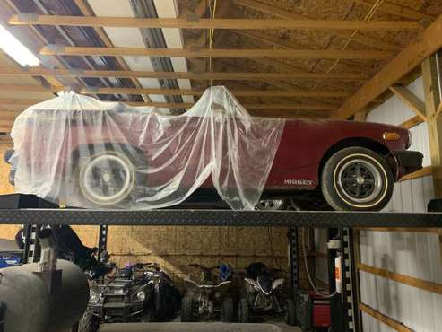 1977 MG Midget for sale in North Branch , MI