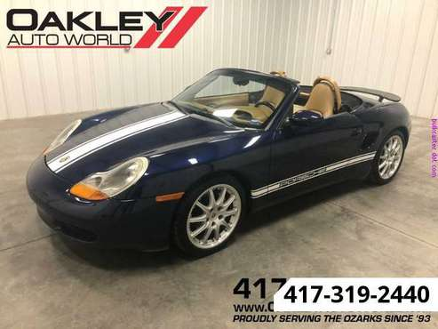 Porsche Boxster Base, only 52k miles! for sale in Branson West, MO