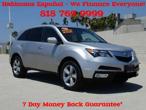 2012 Acura MDX AWD Tech Pkg NAVIGATION, 3 Mode Back UP CAM, Heated... for sale in North Hollywood, CA