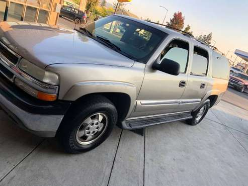 2001 Chevy Surburban for sale in Santa Rosa, CA
