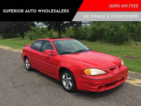 1999 Pontiac Grand Am Gt--Come drive it--Fast Sale - cars & trucks -... for sale in burlington city, NJ