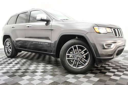 2020 Jeep Grand Cherokee Limited W/BACKUP CAM - cars & trucks - by... for sale in Scottsdale, AZ