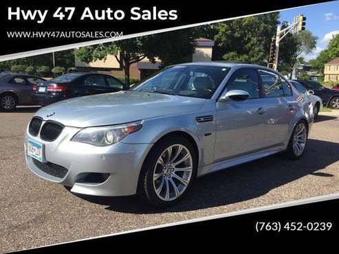 2006 BMW M5 Base 4dr Sedan for sale in St Francis, MN