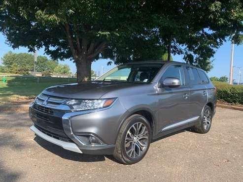 2018 *Mitsubishi* *Outlander* *SE FWD* Gray for sale in Memphis, TN