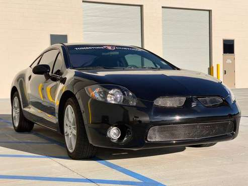 Need Gone. Original Stock V6 6 Spd 2008 Mitsubishi Eclipse for sale in Lancaster, CA