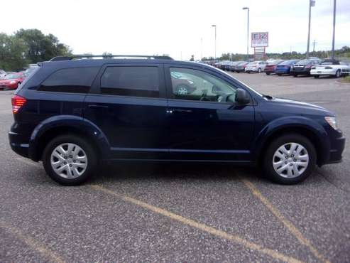 2017 DODGE JOURNEY SE for sale in Ramsey , MN