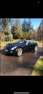 2006 Pontiac Solstice - cars & trucks - by owner - vehicle... for sale in Everett, WA