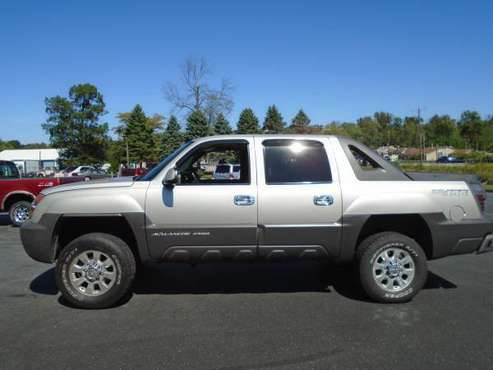 2004 chevy avalanche 2500 8.1 4x4 for sale in Elizabethtown, PA