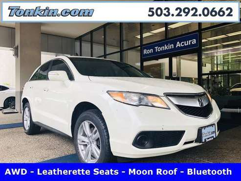 2013 Acura RDX All Wheel Drive AWD SUV for sale in Portland, OR