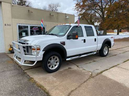 2008 FORD F250 LARIAT - cars & trucks - by dealer - vehicle... for sale in Rockford, MN