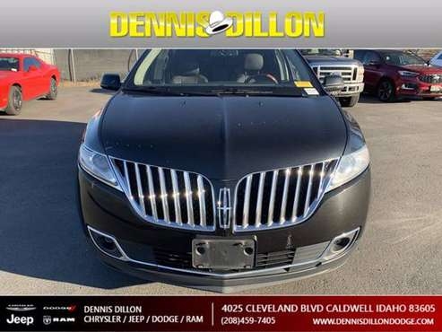 2013 Lincoln Mkx Base - cars & trucks - by dealer - vehicle... for sale in Caldwell, ID