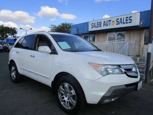 2007 Acura MDX SH-AWD - TECHNOLOGY PACKAGE - NAVI - REAR CAMERA - 2... for sale in Sacramento , CA