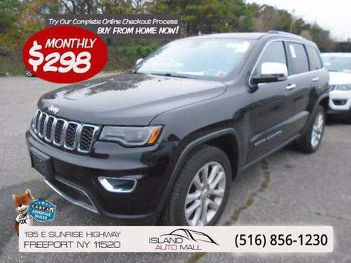 2017 Jeep Grand Cherokee Limited SUV - cars & trucks - by dealer -... for sale in Freeport, NY