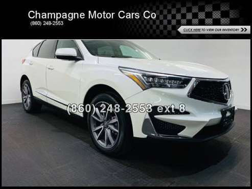 2019 Acura RDX SH-AWD w/Tech for sale in Willimantic, CT