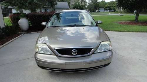 2003 Mercury Sable GS 4dr Sedan for sale in Inverness, FL