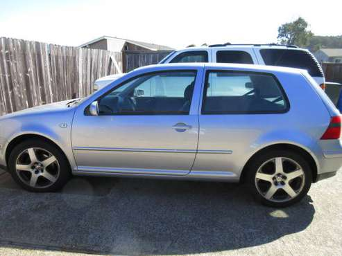 2003 VW Golf GTI low mileage for sale in Los Osos, CA