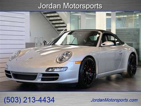 2008 PORSCHE CARRERA 911 S NEW TIRES TONS OF SERVICE 997 2009 2010 PDK for sale in Portland, OR