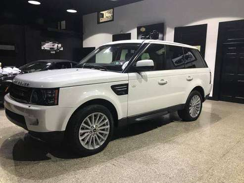 2013 Land Rover Range Rover Sport 4WD 4dr HSE - Payments starting at... for sale in Woodbury, NY
