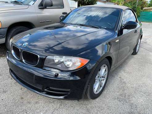 $1000 DOWN PAYMENT - 2011 BMW 1 SERIES CONVERTIBLE for sale in Miramar, FL