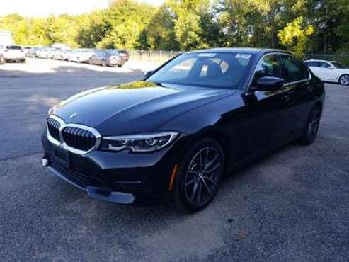 2019 *BMW* *3 Series* *330i xDrive* Black Sapphire M for sale in south amboy, NJ