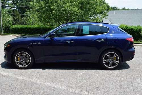 Blu Passione Mica, 2017 Maserati Levante S 3.0L for sale in U.S.