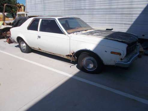 Parts Car 1977 AMC Hornet for sale in WEST MELBOURNE, FL