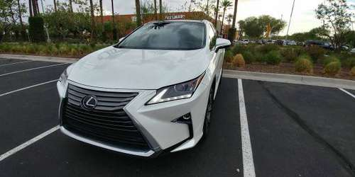 2016 Lexus RX 350 All Wheel Drive/Limited Edition Cost $60K New for sale in Phoenix, AZ