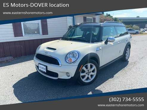 *2010 Mini Cooper- I4* 1 Owner, Clean Carfax, Heated Leather for sale in Dover, DE 19901, MD