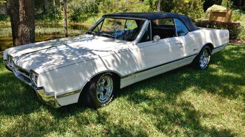 1966 cutlass convertible for sale in Spring Hill, FL