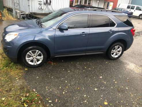 2011 Chevy Equinox AWD for sale in Auke Bay, AK